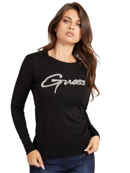Guess - Crni ženski džemper