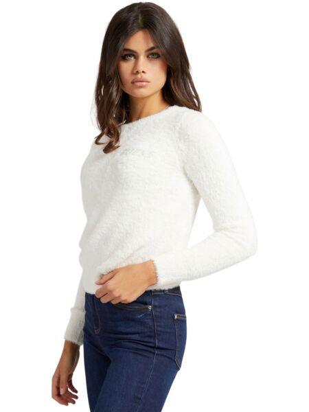 Guess - Bijeli ženski džemper