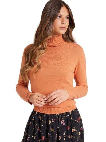 Guess - Narančasta ženska dolčevita