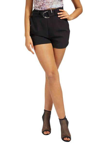 Crne ženske kratke hlače - Guess