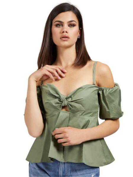 Maslinasta ženska bluza - Guess