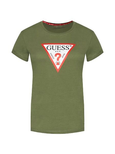 Ženska logo majica - Guess