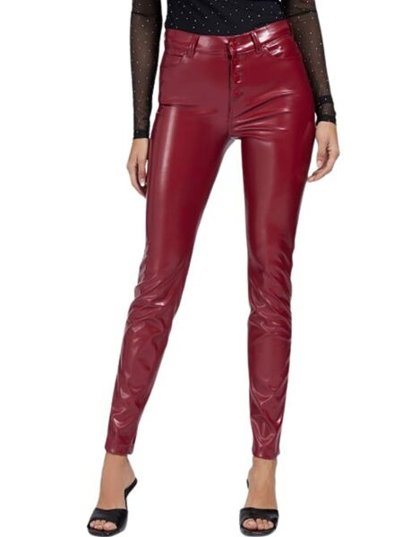 Guess - Crvene ženske pantalone