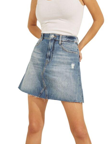 Guess - Teksas mini suknja