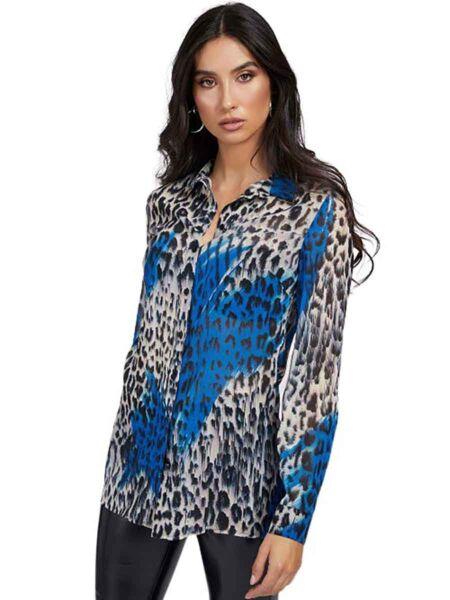 Guess - Leopard ženska košulja