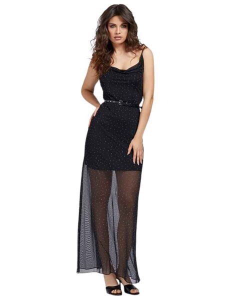 Guess - Maxi haljina sa cirkonima
