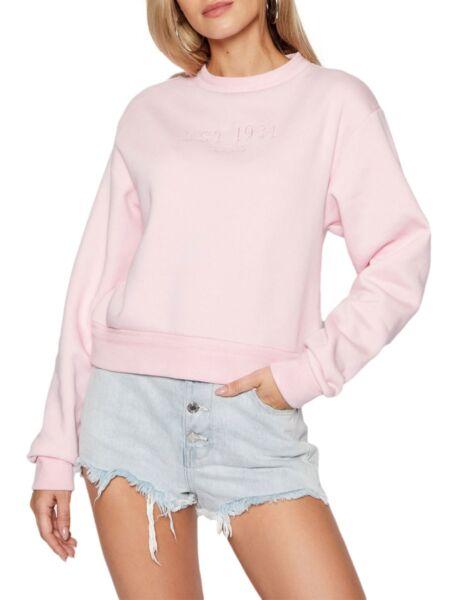 Guess - Bebi roze ženski duks
