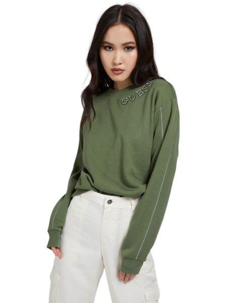 Guess - Zeleni ženski duks
