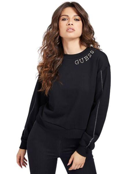 Guess - Crni ženski duks