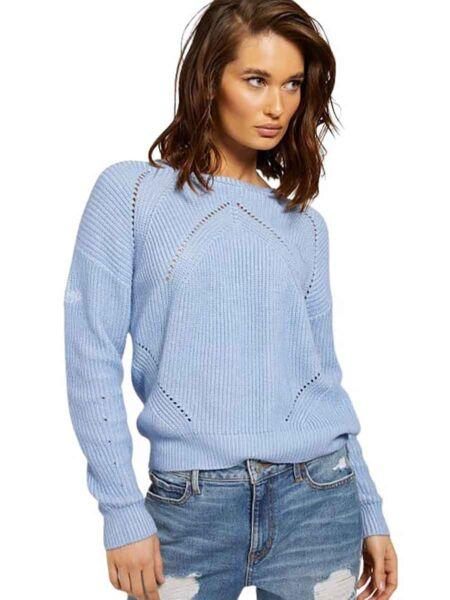 Guess - Plavi ženski džemper