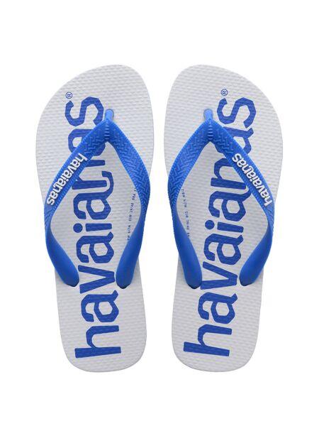Plave logo japanke - Havaianas