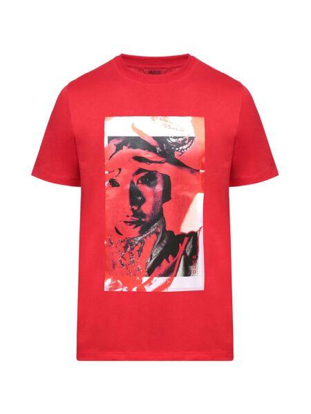 Muška majica sa printom - HUGO