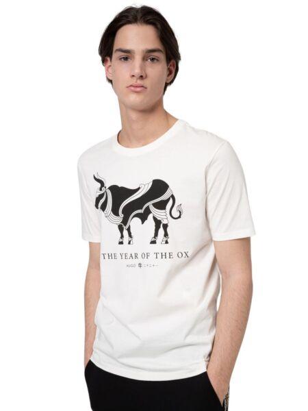 Muška majica s printom - HUGO