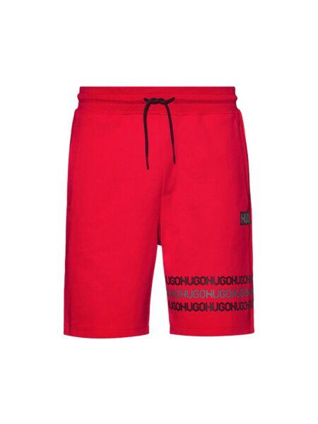 Crvene muške bermude - HUGO