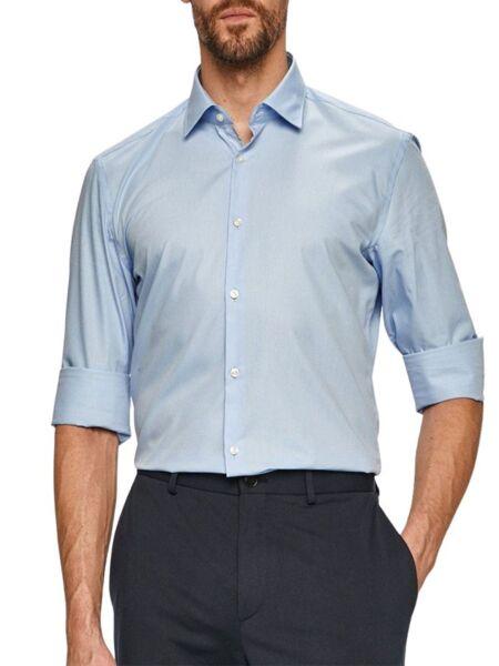 HUGO - Extra-slim muška košulja