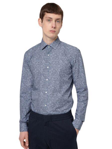 Slim fit muška košulja - HUGO