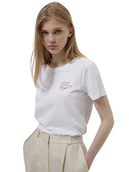 Bijela ženska majica - HUGO