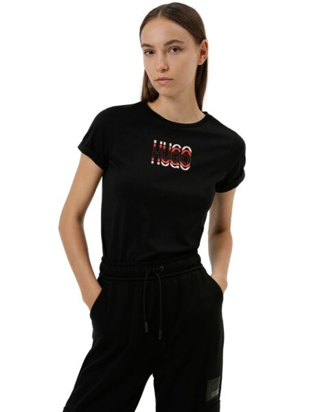 HUGO - Crna ženska majica
