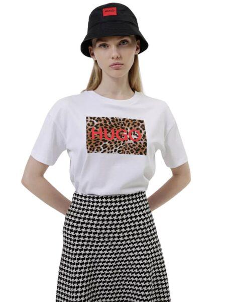 HUGO - Ženska logo majica