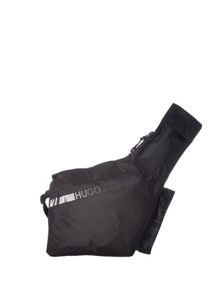 HUGO - Crna muška torbica