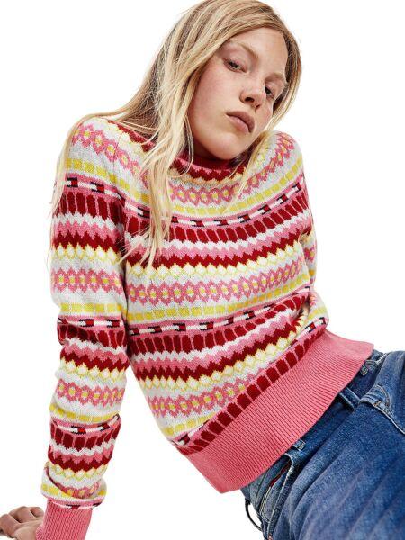 Šareni ženski džemper - Tommy Hilfiger