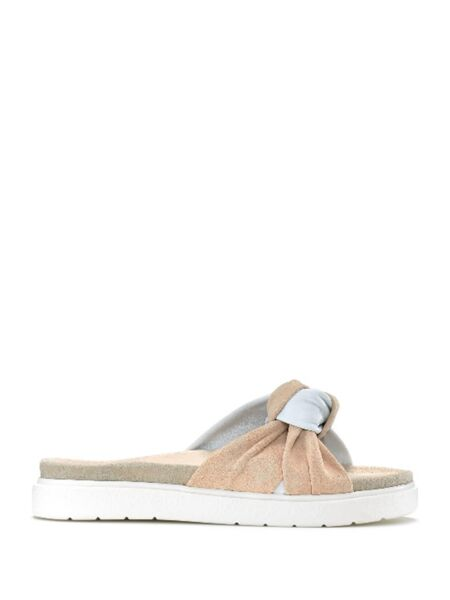 Kožne ženske papuče - Inuikii