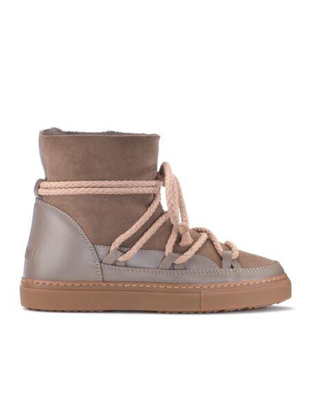 Ženske smeđe čizme - Inuikii