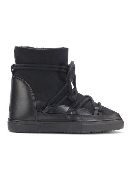 Ženske crne čizme - Inuikii