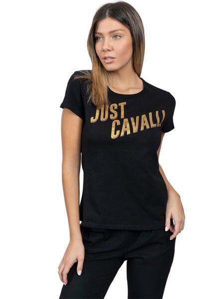 Just Cavalli - Ženska logo majica