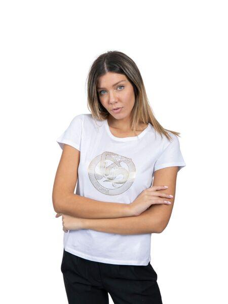 Just Cavalli - Ženska majica sa printom