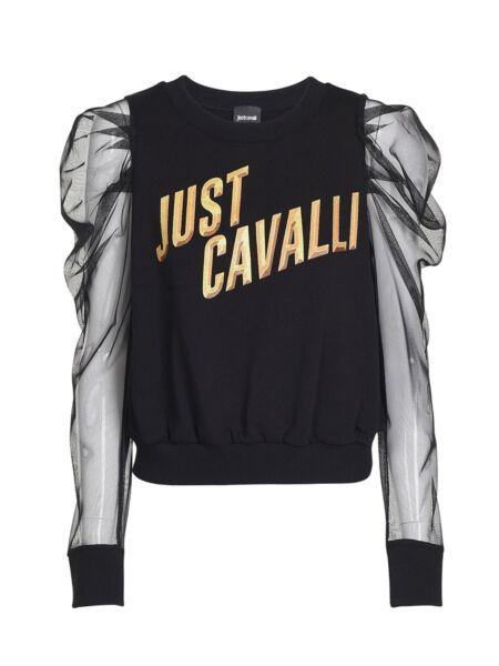 Just Cavalli - Ženski logo duks