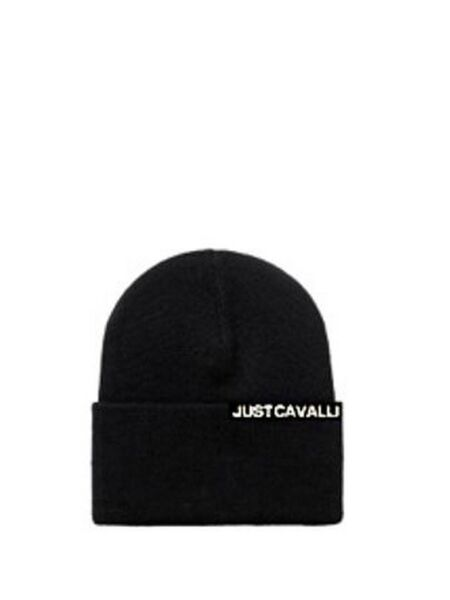 Just Cavali - Crna muška kapa