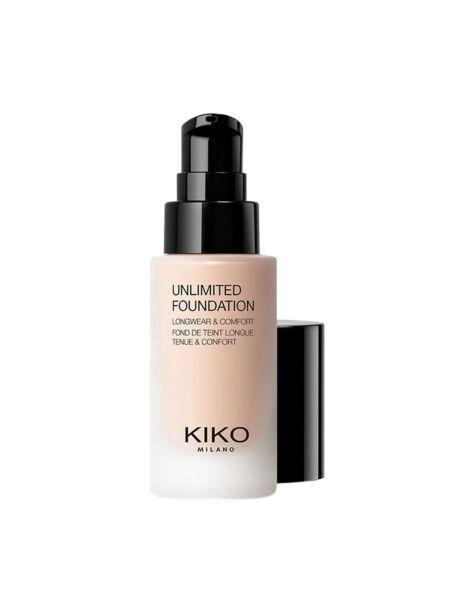 Unlimited Foundation Spf 15 - Kiko Milano