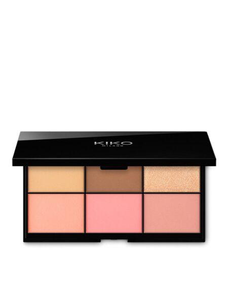 Smart Essential Face Palette - Kiko Milano