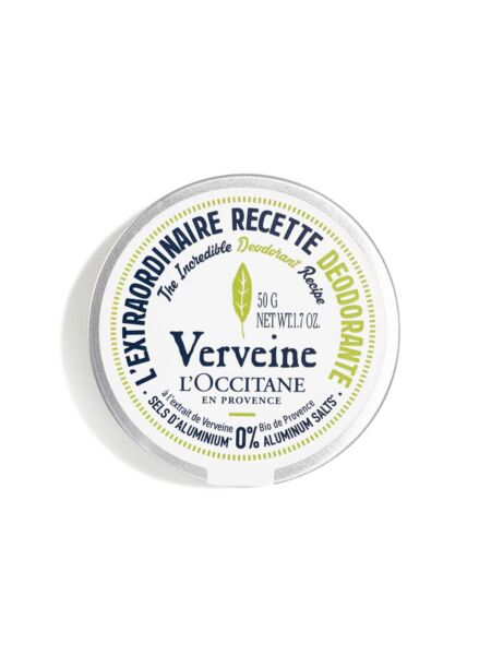 Verbena dezodorans krema - L'Occitane