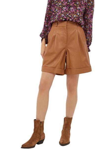 Liu Jo - Kožne ženske kratke hlače