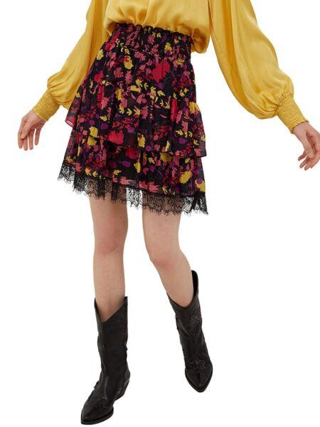 Liu Jo - Mini suknja sa karnerima