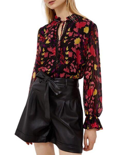 Liu Jo - Cvjetna ženska bluza