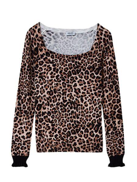 Ženski leopard džemper - Liu Jo