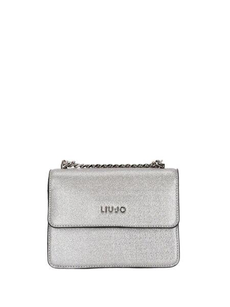 Liu Jo - Srebrna ženska torbica