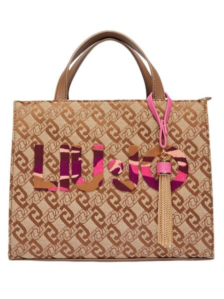Liu Jo - Logo print ženska torba