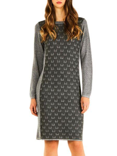 Liu Jo - Pletena haljina dugih rukava