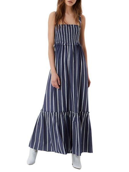 Prugasta maxi haljina - Liu Jo