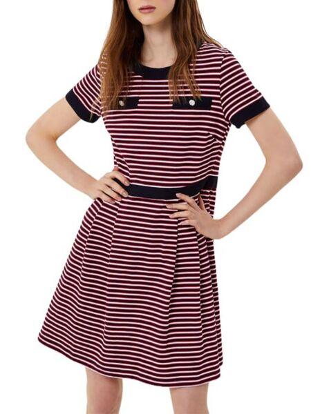 Prugasta mini haljina - Liu Jo