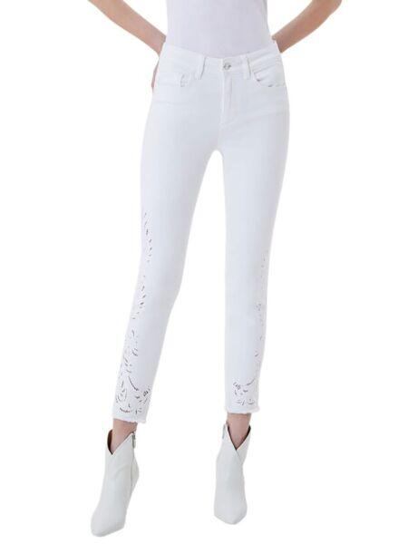 Bele ženske hlače - Liu Jo