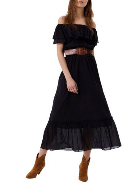 Duga haljina sa kaišem - Liu Jo