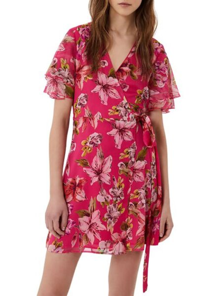 Cvjetna mini haljina - Liu Jo