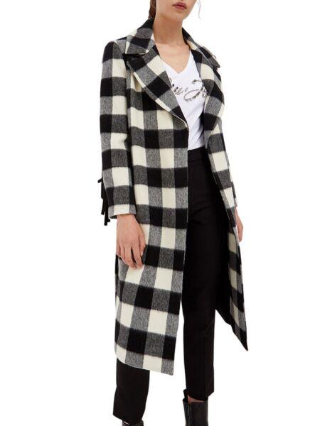 Liu Jo - Karirani ženski kaput