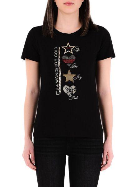 Liu Jo - Crna ženska majica