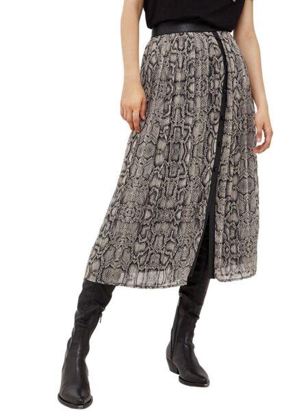 Liu Jo - Zmijska midi suknja